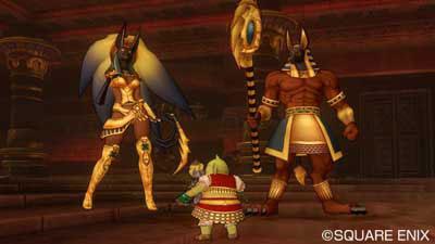 ドラクエ10ピラミッド8僧