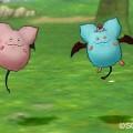 クイーンモーモンとピンクモーモン