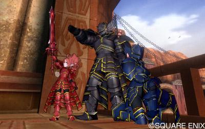 闇騎士の鎧