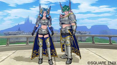 天宮騎士装備