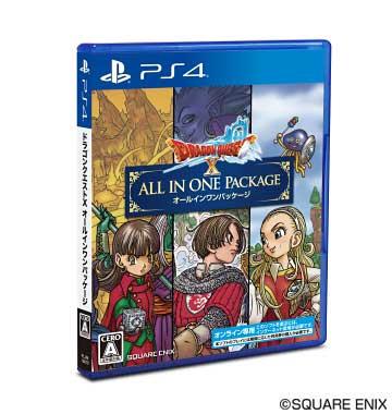 PS4版ドラクエ10