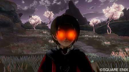 魔界からの宝箱しぐさ書・赤いまなざし