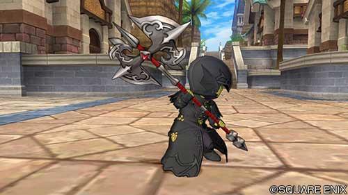 破天の麗斧