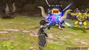 弓の魔法戦士は範囲殲滅力が高い